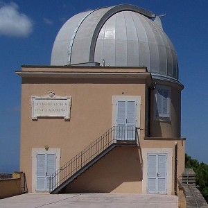 Vatican Observatory Telescope on the roof of the Ponticial Palace in Castel Gandolfo (Wikimedia Commons)